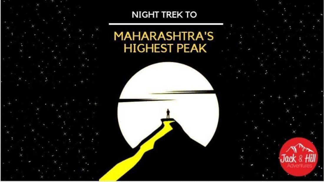 Night Trek to Maharashtras Highest Peak - Kalsubai
