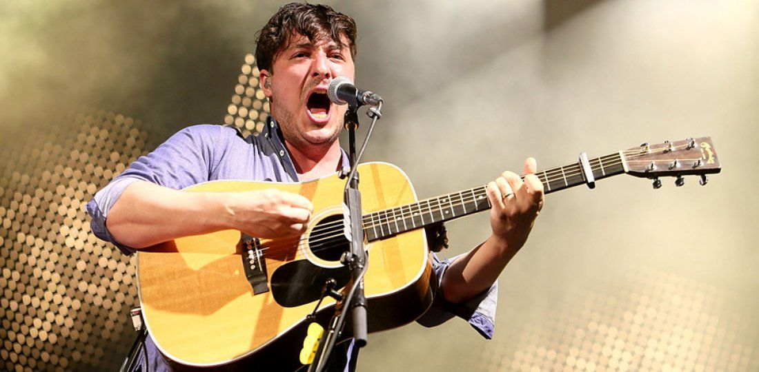 Mumford and Sons at Canadian Tire Centre Ottawa ON
