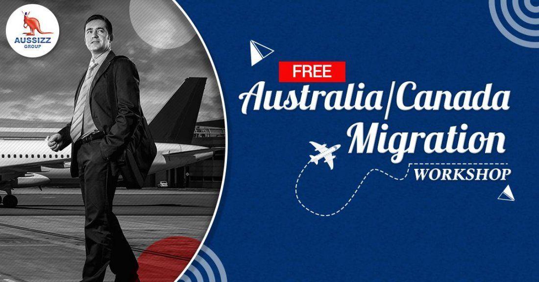 FREE AustraliaCanada Immigration Workshop