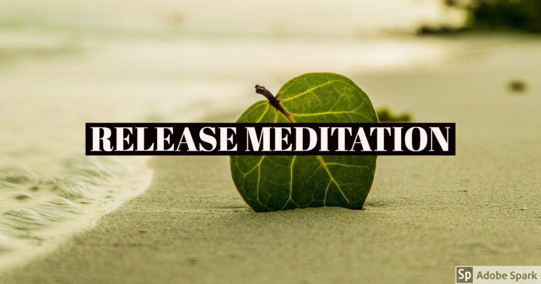 Salt Room Release Meditation