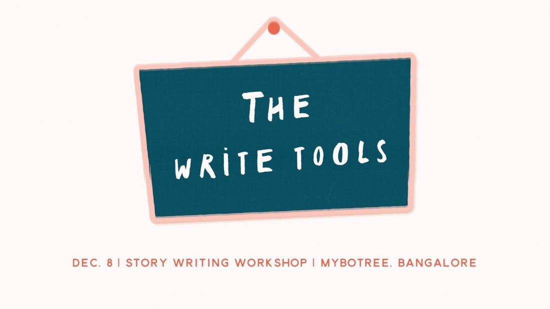 The Write Tools - Story Writing Workshop