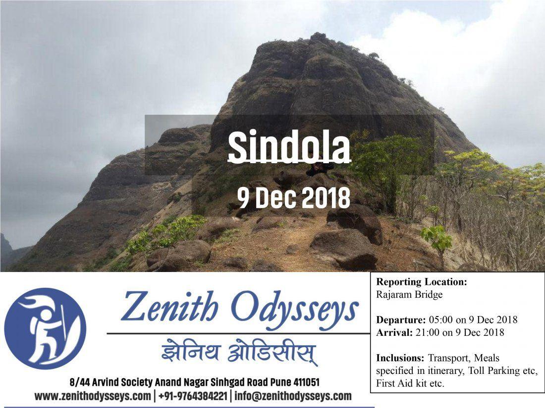 Adventure Trek to Sindola