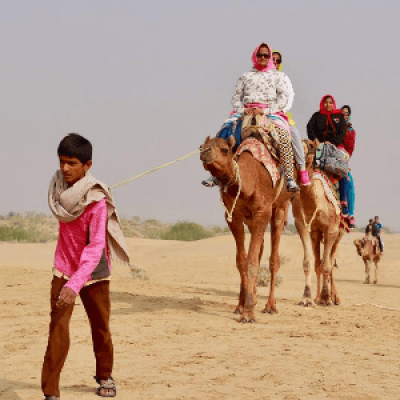 Jaisalmer Desert Camping