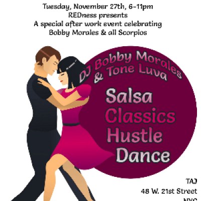 1127-After Work-Salsa Classics Hustle Dance
