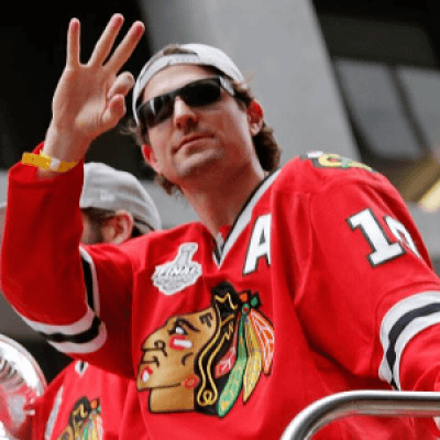 Patrick Sharp Autograph &amp Photograph Appearance at Sports N More