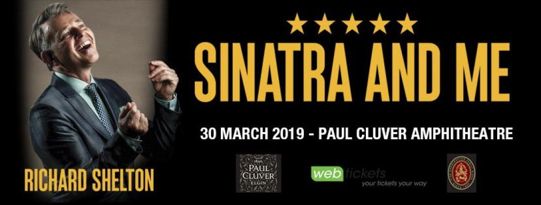 Dazzling Frank Sinatra international hit show  to tour South Africa