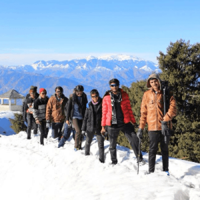 Dalhousie Winter Trekking Camp