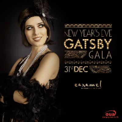 New Years Eve Gatsby Gala  Caramel Muscat