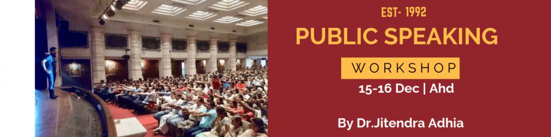 Dynamic Public Speaking Workshop