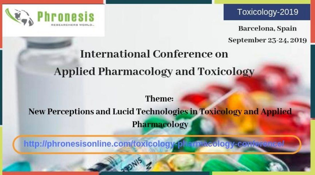 International Conference on Applied Pharmacology and Toxicology