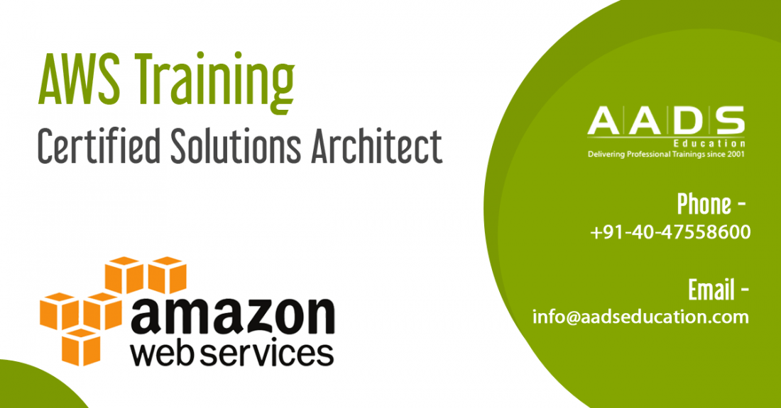 AWS Certification Training in Mumbai  Become AWS Solutions Architect