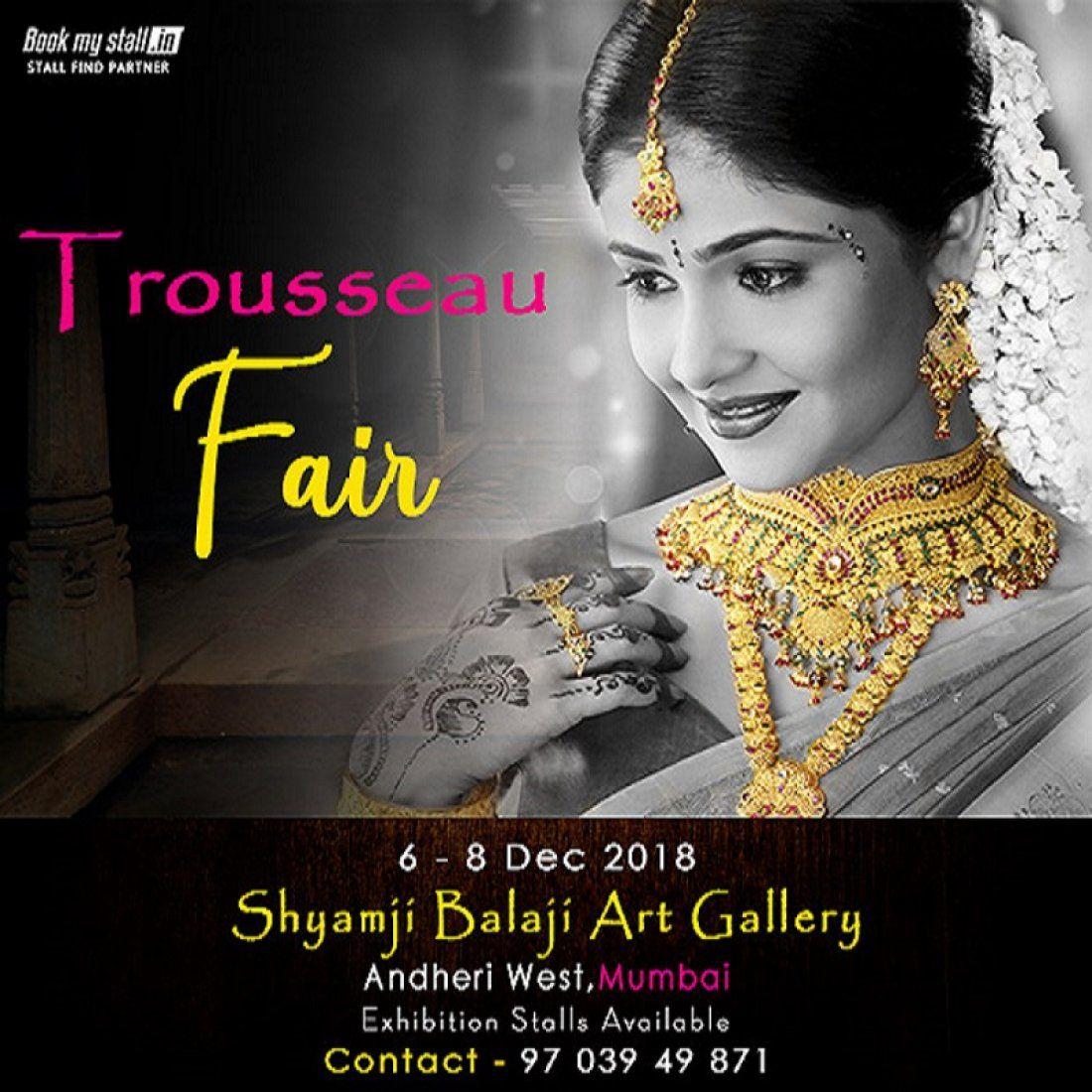 Trousseau Fair Lifestyle Expo  Mumbai - BookMyStall