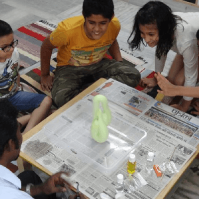 APARTMENT ACTIVITIES (WORKSHOPS SCIENCE SHOWS KID PARTIES)