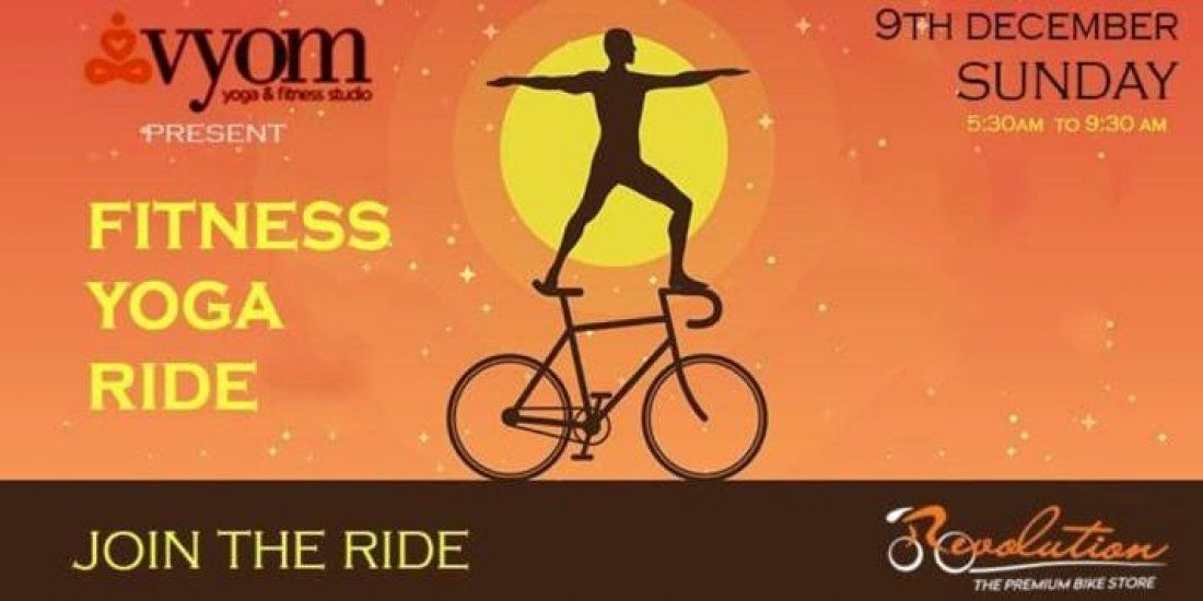 Vyom Yoga and Fitness Ride