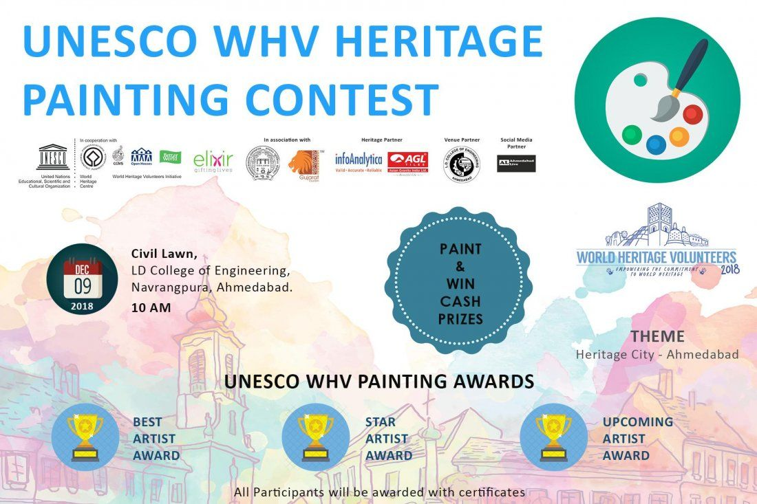 UNESCO WHV Heritage Painting Contest