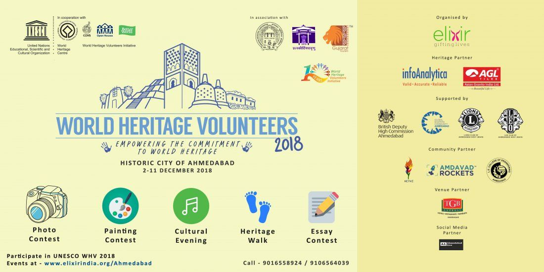 UNESCO WHV Heritage Walk