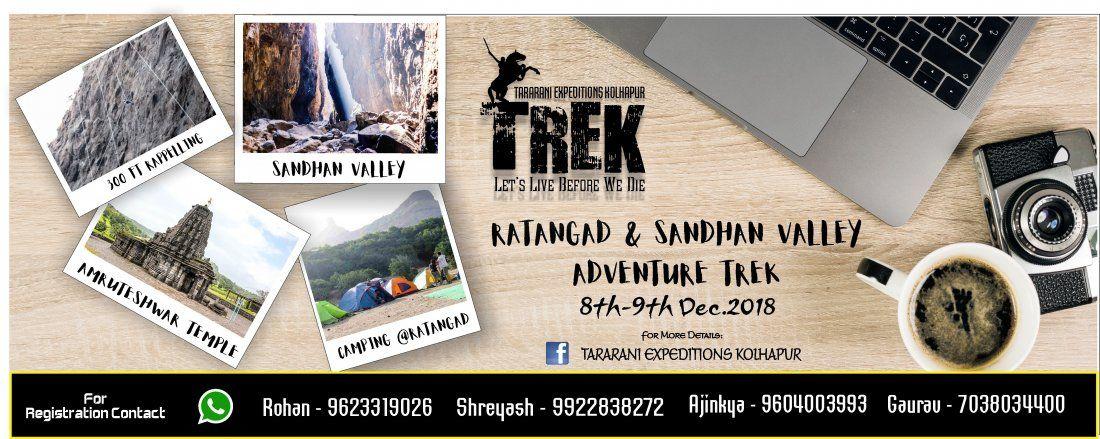 Ratangad and Sandhan Valley Adventure Trek