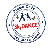 Promo Code SkyDANCE Events