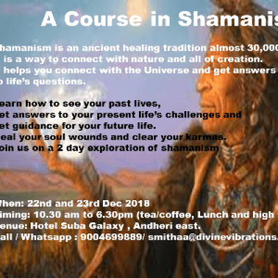 A course in Shamanism