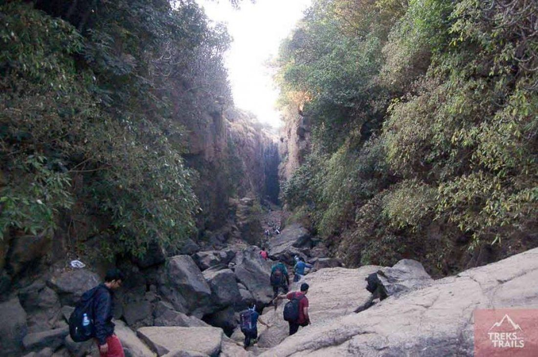 Sandhan Valley Trek and Camping on 7th 8th 9th December 2018