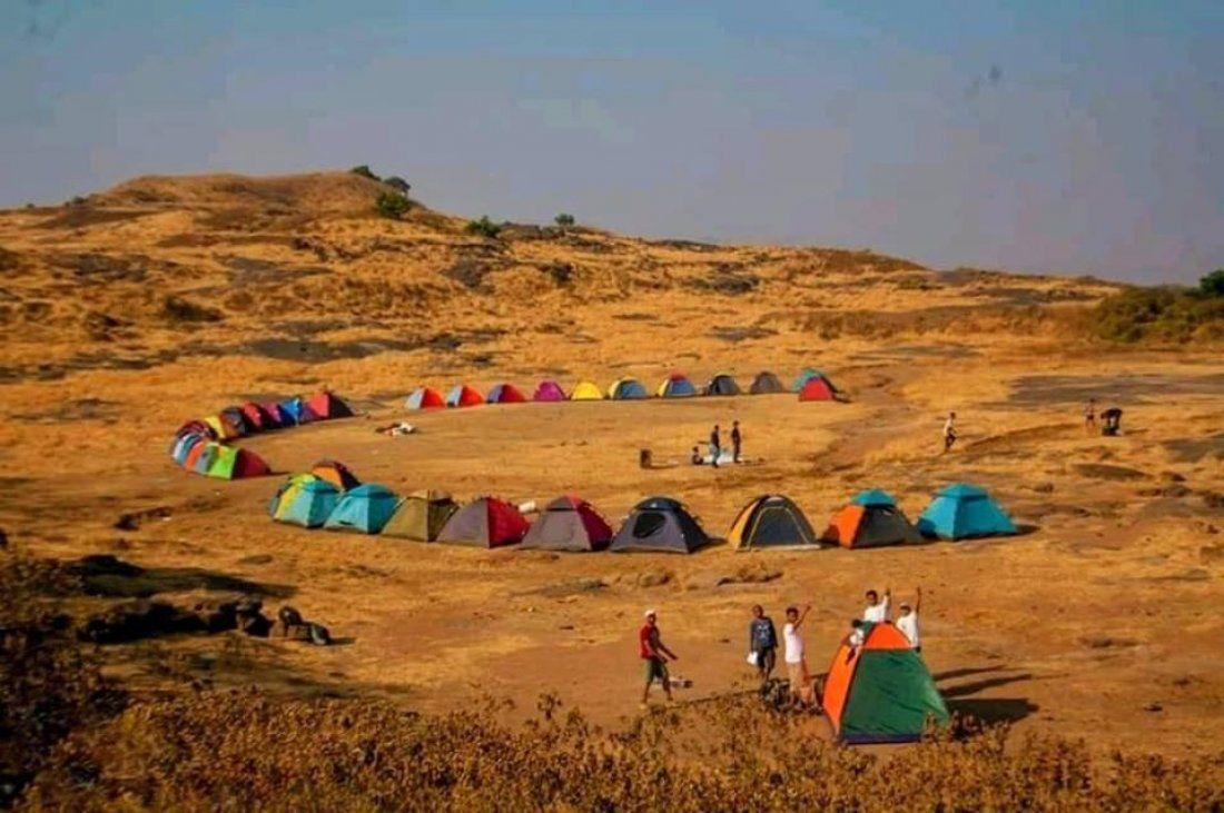 Harishchandragad Trek and Camping on 8th 9th December 2018