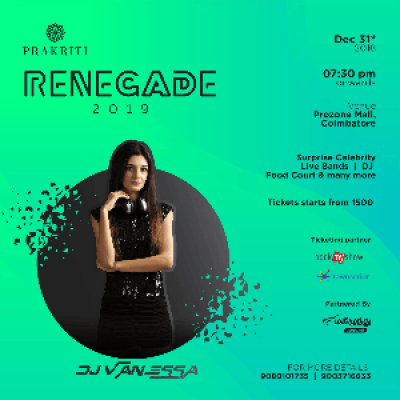 Renegade - Nye 2019