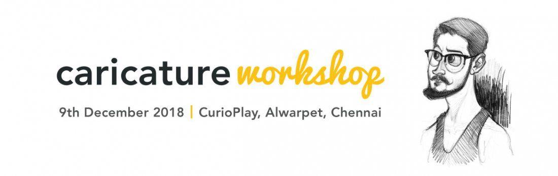Caricature Workshops By Sri Priyatham  Untitled Workshops