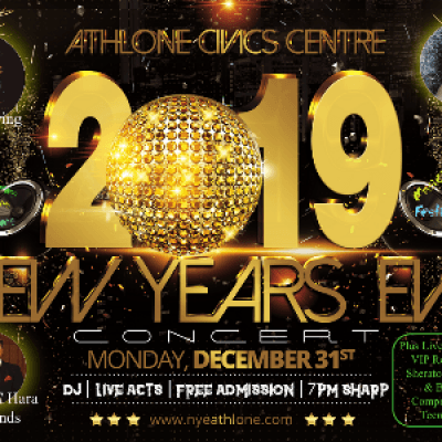 New Years Eve in Athlone 201819
