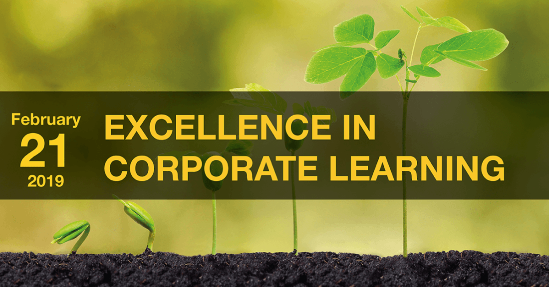 Excellence in Corporate Learning