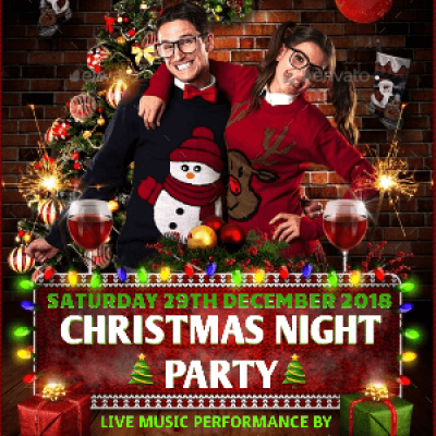 CHRISTMAS NIGHT PARTY