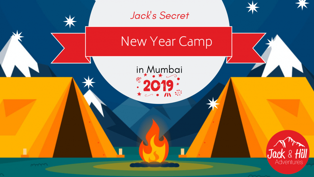 Jacks Secret New Year Camp in Mumbai