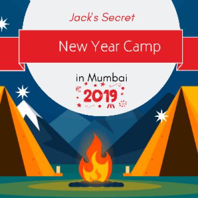 Jacks Secret New Year Camp in Mumbai