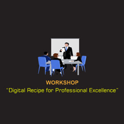 1 Day Workshop on &quotDigital Recipe for Professional Excellence&quot in Vadodara