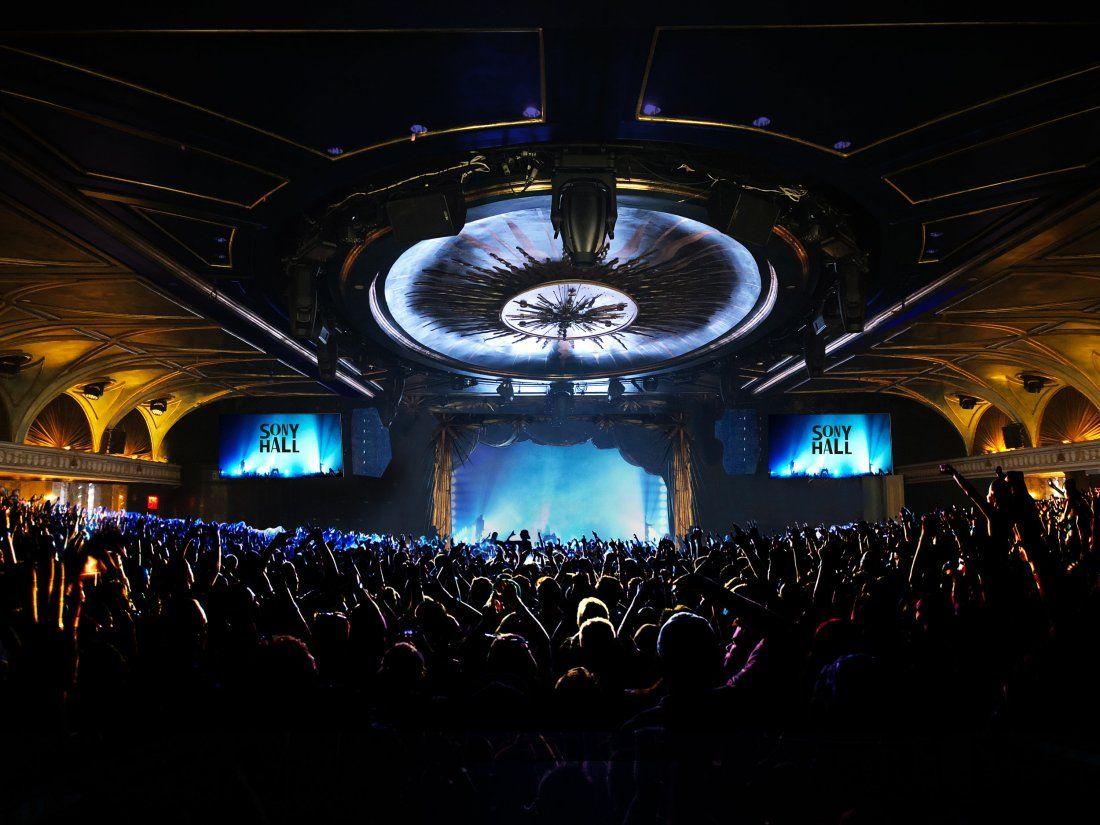 Metropolis A Portal to Tomorrows  New Years Eve 2019