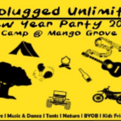 Unplugged Unlimited New Year Party 2019