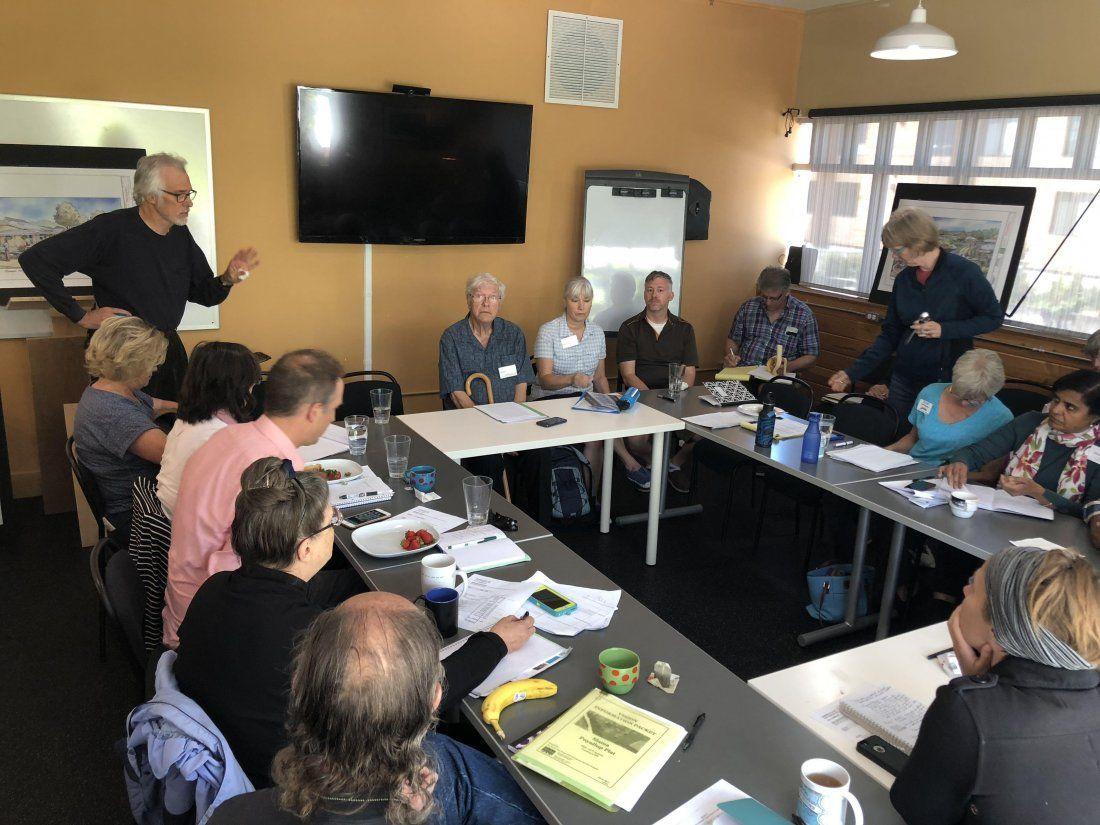 Getting it Build A Cohousing Development Workshop