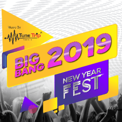 Big Bang - 2019 New Year Fest