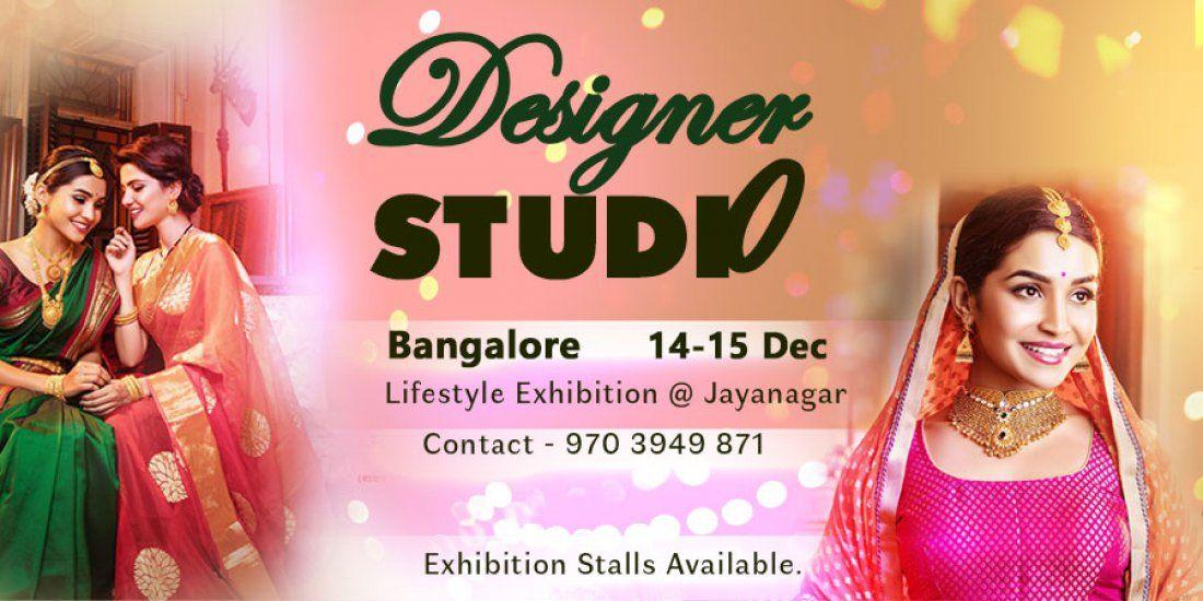 Designer Studio Lifestyle Expo  Jayanagar - BookMyStall