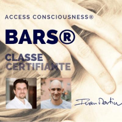 Classe Certifiante ACCESS BARS (avec 2 Facilitateurs )