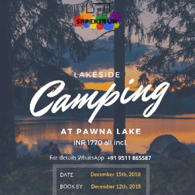 Queer Camping at Pawana Lake