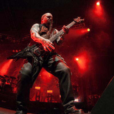 Slayer at Ak-Chin Pavilion Phoenix AZ