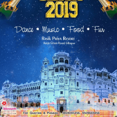 Dazzling &amp Wild New Year 2019