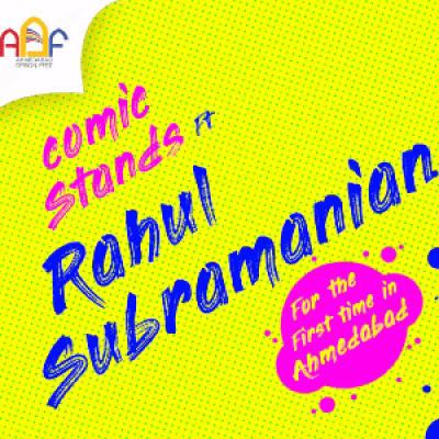 Comic Stands ft. Rahul Subramanian