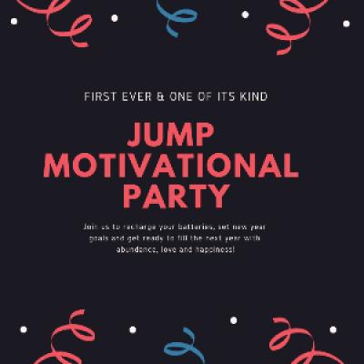 JUMP Motivational Party