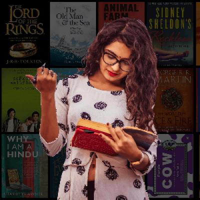 Book Review with Janvi Sonaiya