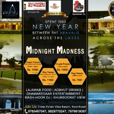 Mid Night Madness - NYE 2019