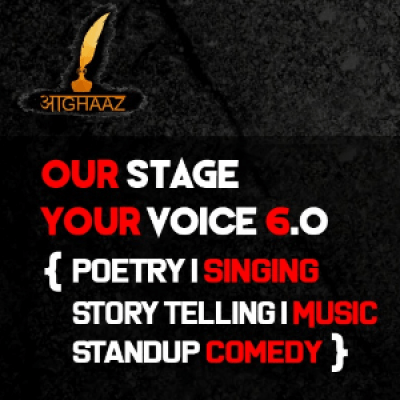 Our Stage Your Voice 6.0