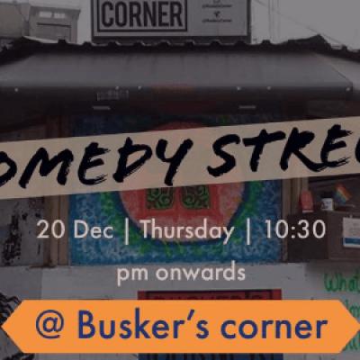 Comedy Street 2.0