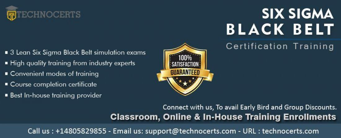 Six Sigma Black Belt Certification Training In Slovakia At