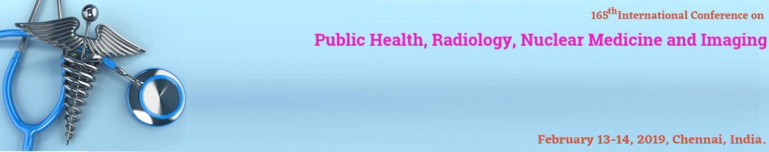 IOSRD - 165th International Conference on Public health Radiology Nuclear medicine & Imaging